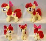 AppleBloom - Custom Plush