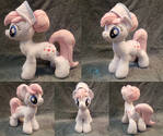 Nurse Redheart - Custom Plush