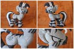 Xenith Fallout Equestria Plush Collage