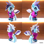 Mlp Coloraturapunk plush