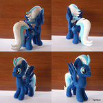 MLP Night Glider Plush