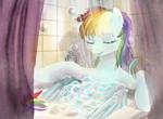 Rainbow Bath