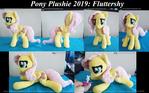 Pony Plushie - Fluttershy 01