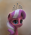 Diamond Tiara Portrait