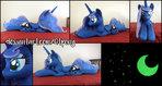 Lifesize 49 inch Princess Luna plush