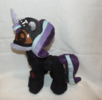 Plush Starlight Glimmer in the NEET Home Guard