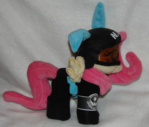Plush Fluttershy in the NEET Home Guard