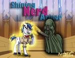 Shining Nerd Armor