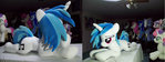 VINYL SCRATCH lifesize by Lanacraft