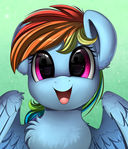 Rainbow Dashie