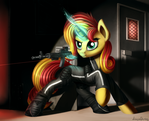 Mission Impossible: Sunset Shimmer