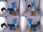 MLP Gallus Plush (commission)