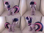 MLP Twilight Sparkle Plush (commission)
