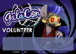 Galacon 2017 Ticket - Volunteer