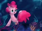 Seapony Pinkiepie