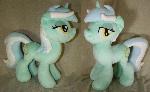Big Lyra Plush