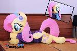 Fluttrshy Plush