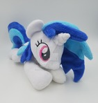 Vinyl Scratch - No Glasses