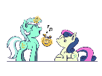 Lyra and Bon Bon Day 2018