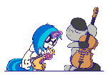 Octavia and Vinyl Day 2017