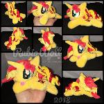 MLP 6 inch mini Sunset Shimmer .:Commission:.