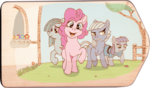 Welcome to Ponyville, my little Pies! (colored)