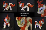 Autumn Blaze sculpture