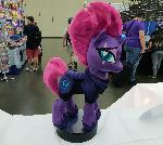 Tempest shadow handmade plush