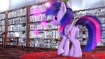 Cinema4D Pony