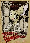 The bride of Frankenpony - GalaCon 2017 poster