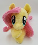 New Fluttershy with Darker Mane