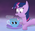 The Great and Powerful Teacup