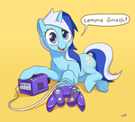 Smash for a Minuette