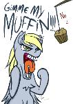 Give her muffin