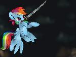 Pirate pony