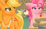 New Cover Art for Pinkie's Apiecalypse