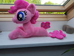 Pinky Pie Seapony - MLP Plush