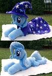 Trixie MLP lifesize plush