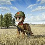 [Commission] Stalliongrad soldier