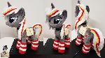 Velvet Remedy plushie fallout Equestria