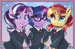 Canterlot highschool Friendship club