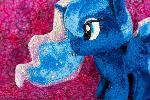 Princess Luna Mini Plush(1/2 Trade)