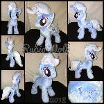 MLP 10 inch Happy Trixie Lulamoon .:Commission:.