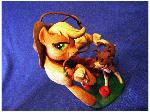 MLP: Fighting is Magic: Applejack