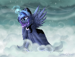 Princess Luna Holiday Spirit