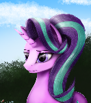 Starlight Glimmer portrait