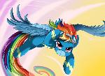 Comm: Rainbowbolt