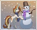 Snowman (comm)