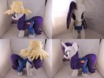 MLP Rarity Plush (commission)