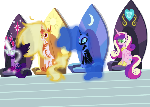 Evil princesses